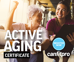 canfitpro active aging certificate