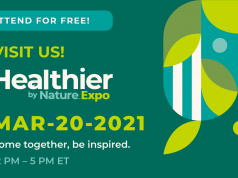 Healthier By Nature Expo